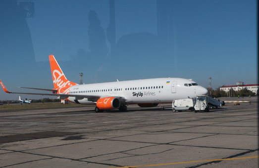 Украинский лоукостер запускает новые авиарейсы из Одессы