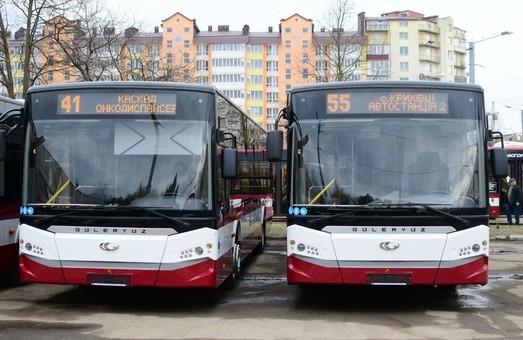 В Ивано-Франковске предлагают повысить цену проезда в автобусах до шести гривен