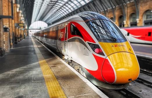 В Великобритании в мае начнут эксплуатацию поездов «Azuma», построенных по японским технологиям