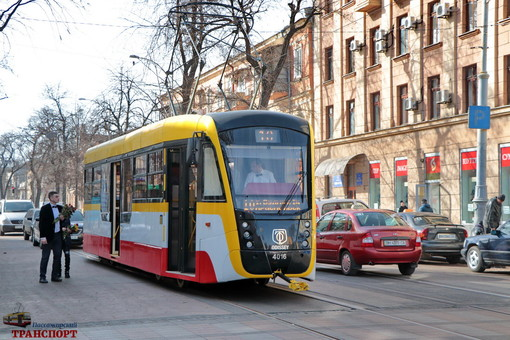 Одесса будет согласовывать внедрение «электронного билета» с ЕБРР