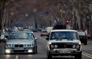 В Одессе приняли концепцию развития парковочного пространства