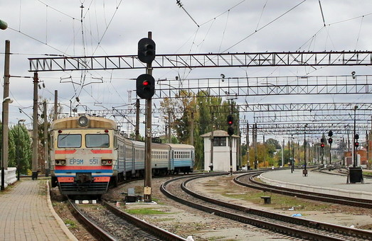 «Укрзализныця» планирует полностью обновить пригородные поезда столичного железнодорожного узла