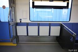 На заводе «Stadler» в Фаниполе представили новый метропоезд для Минска