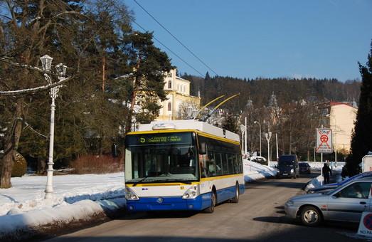 Марианские Лазни купят восемь новых троллейбусов