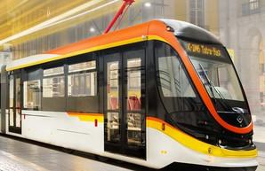 Тяговые электродвигатели для новых киевских трамваев К1М6 изготовляют в Харькове