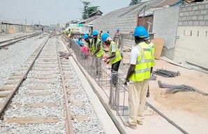 В африканской Гане активно восстанавливают железные дороги