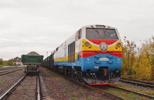 «Укрзализныця» хочет, чтоб частные локомотивы, которые будут работать на ее сети, были новыми, а не «бэушными»