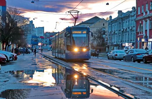 В Киеве хотят купить 40 новых трамваев за кредитные деньги