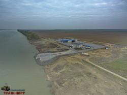 Паромная переправа через Дунай в Орловке готова и начнет работать 1 июля (ФОТО, ВИДЕО)