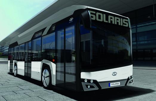 Польский «Solaris» представит на выставке автобус на водородном топливе