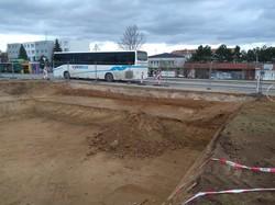 В Брно начали строительство новой троллейбусной линии