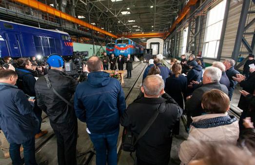 Капсулу для украинского «Hyperloop» построит Крюковский вагоностроительный завод