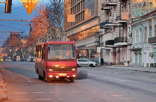 В Одессе в день выборов запускают дополнительные маршруты к избирательным участкам