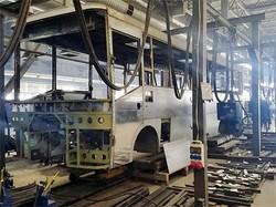 Корпорация «Эталон» готовит к запуску в серию большого городского автобуса и электробуса с динамической подзарядкой
