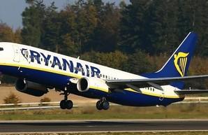 В Одессу и Харьков полетит Ryanair