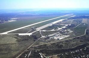 Восстановить работу аэропорта в Краматорске планируют на протяжении трех лет