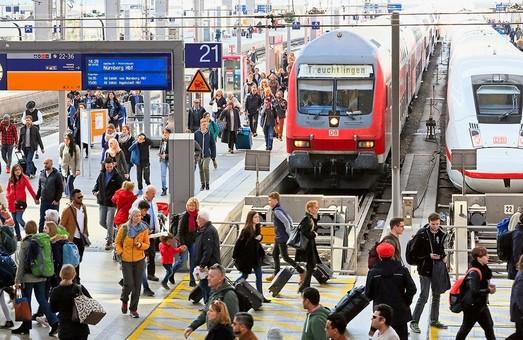 «Deutsche Bahn» за предстоящие 10 лет получит 50 миллиардов евро из бюджета Германии