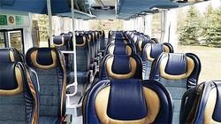 «Эталон» представил журналистам новый туристический автобус А084 «Тюльпан»