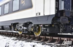 В Грузию прибыл первый пассажирский поезд «Stadler»