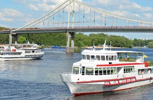 В Киеве может появиться речной городской транспорт