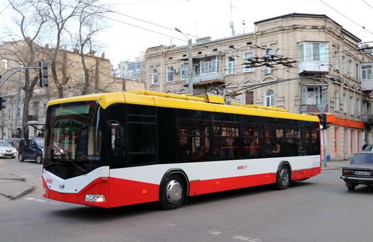 Как одесский транспорт будет работать 1 апреля