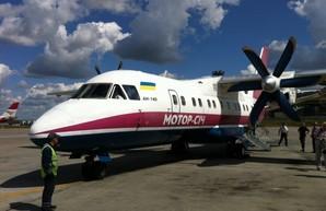 С завтрашнего дня авиакомпания «Мотор Сич» начнет выполнять рейсы в столицу Беларуси
