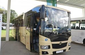Украинские туристические автобусы будут поставляться в Польшу