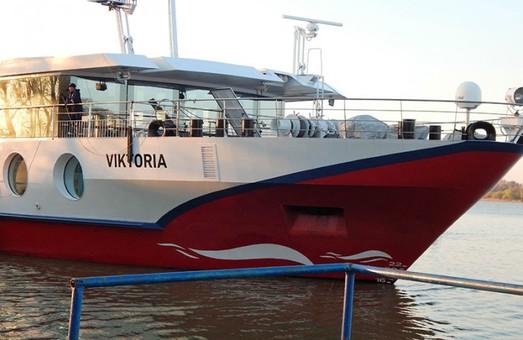 Порт Усть-Дунайск начал сезон круизного судоходства