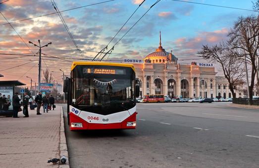 В Одессе в приоритете будут пешеходы, велосипедисты и общественный транспорт