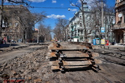 В Одессе реконструируют улицу Софиевскую: какова судьба мостовой (ФОТО, ВИДЕО)