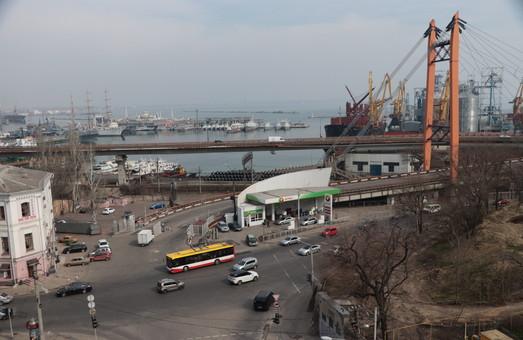 На оживленных улицах Одессы нормы загрязнения воздуха превышены