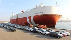 Крупный автопаром доставил в Черноморск под Одессой почти 800 легковых авто