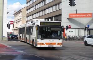 В австрийском Линце вывели из эксплуатации троллейбусы «Volvo 7000AT»