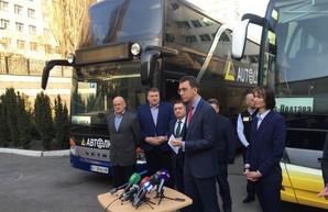 В Министерстве инфраструктуры отчитались о реформировании рынка автобусных перевозок