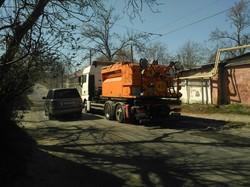В Одессе проводят текущий ремонт улиц и дорог
