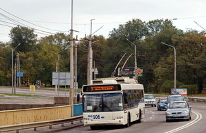В Запорожье троллейбусы поедут через остров Хортица