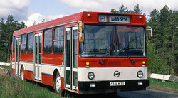 Первый украинский низкопольный автобус появился еще в конце 1990-х