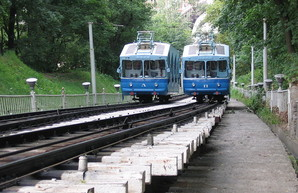 Киевский фуникулер ожидает масштабная реконструкция