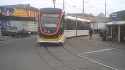 Киевлянин делится впечатлениями от нового одесско-днепровского трамвая К1М6 от «Татра-Юг»