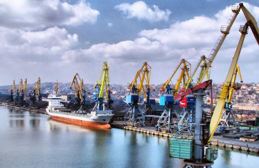 В порту «Южный» под Одессой с начала года обработали более 3 миллионов тонн грузов