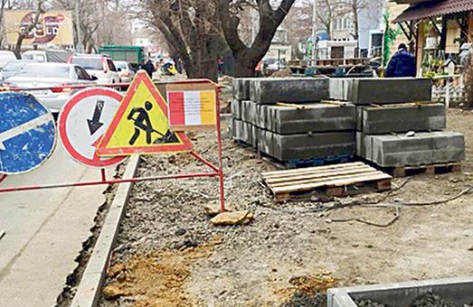 В Измаиле Одесской области будет ремонтировать пешеходную инфраструктуру