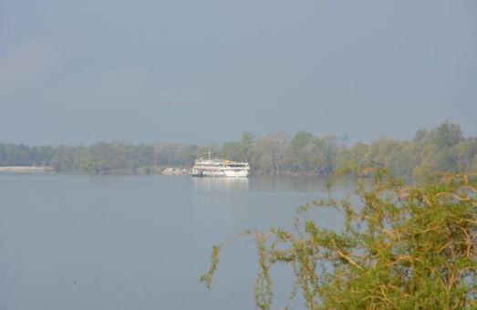 Украинское Дунайское пароходство открыло круизную навигацию по Дунаю