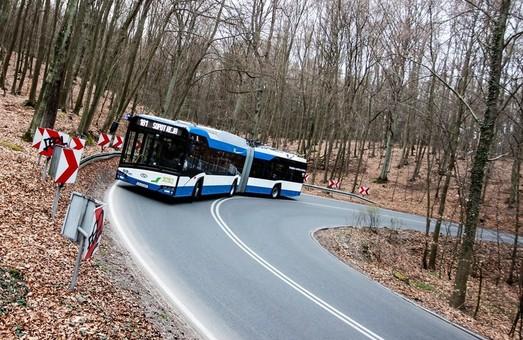 Гдыня расширяет сеть троллейбусных маршрутов