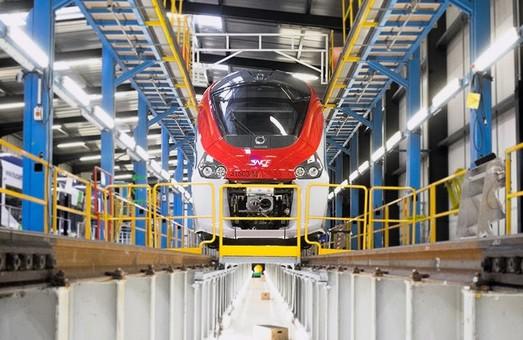 Компания «Alstom» представила новый электропоезд «Coradia Polyvalent»