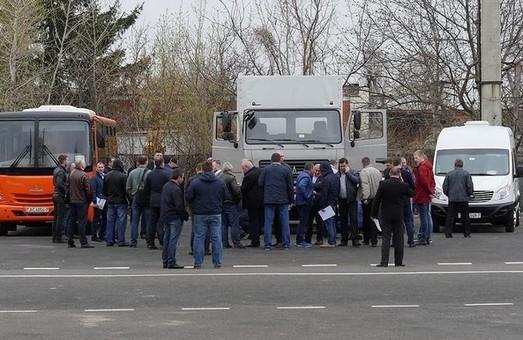 В Украине могут появиться белорусские маршрутки класса «Sprinter»