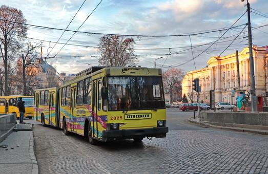 Одесский электротранспорт испытывает острый дефицит кадров