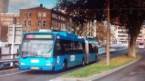 Запорожье покупает девять «бэушных» троллейбусов-гармошек за 18,5 млн. грн.