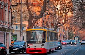 Одесские трамваи и троллейбусы перевезли за год 171 миллион пассажиров