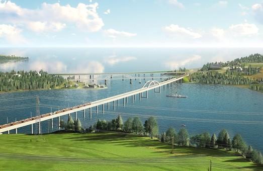 В Норвегии построят железнодорожный мост длиой 836 метров