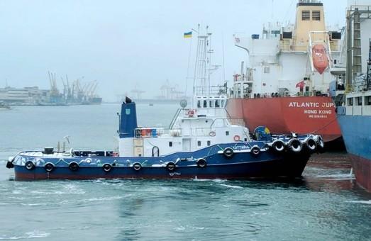 Буксиры компании «P&O Maritime Ukraine» будут работать во всех портах Большой Одессы